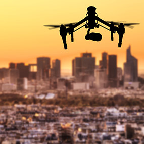 UCI DCE Magazine Interviews Barbara Grant on Drones